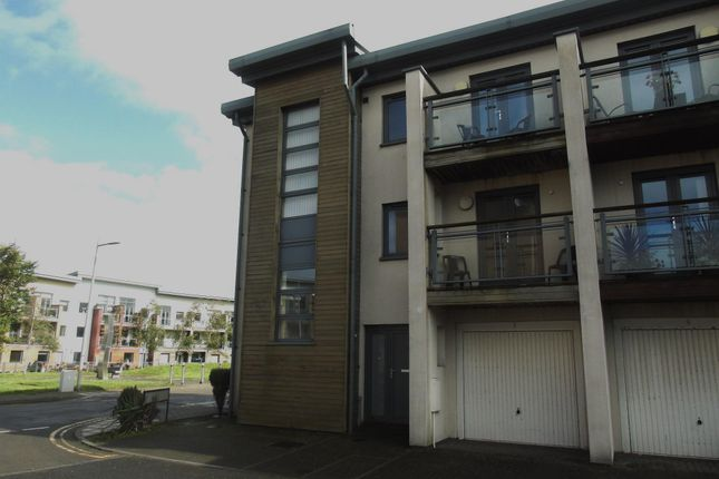 Thumbnail End terrace house for sale in Fishermans Way, Maritime Quarter, Swansea