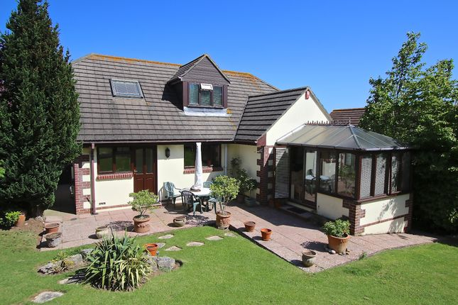 Thumbnail Detached house for sale in Cauldron Meadows, Swanage