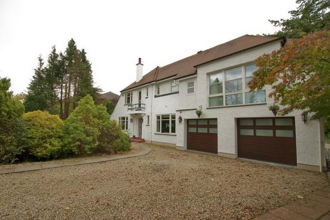 5 bedroom property for sale in Roddinghead Road, Giffnock, Glasgow