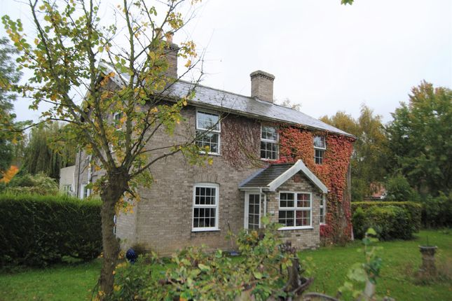 Thumbnail Detached house for sale in Station Road, Elmswell, Bury St. Edmunds