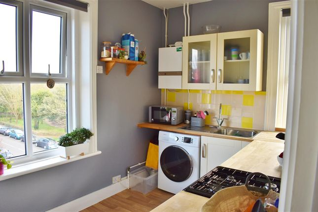Kitchen of Flat 6, 23 St Annes Road, Eastbourne BN21