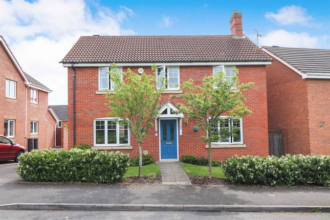Thumbnail Detached house for sale in Blackbades Boulevard, Chase Meadow Square, Warwick