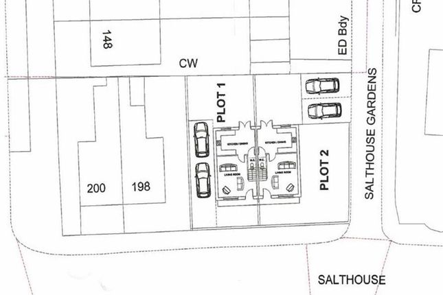 Thumbnail Land for sale in Salthouse Road, Barrow In Furness, Cumbria