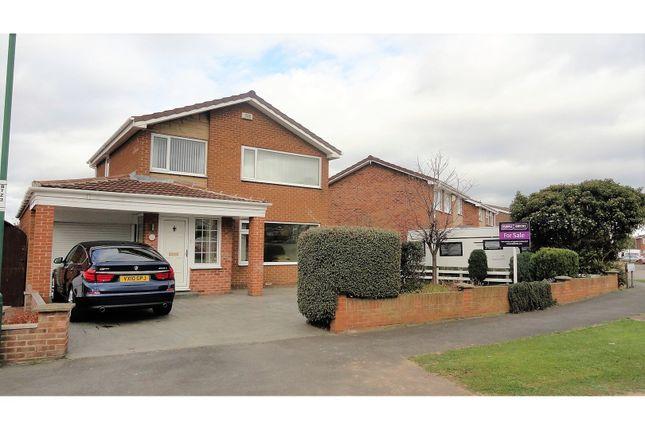 Thumbnail Detached house for sale in Hartsbourne Crescent, New Marske