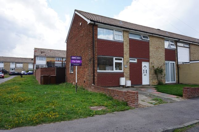 5 bed end terrace house for sale in Mallard Way, Rochester