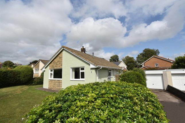 Thumbnail Detached bungalow for sale in Bigstone Grove, Tutshill, Chepstow