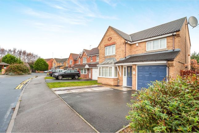 Thumbnail Detached house for sale in Chandlers Court, Victoria Dock, Hull