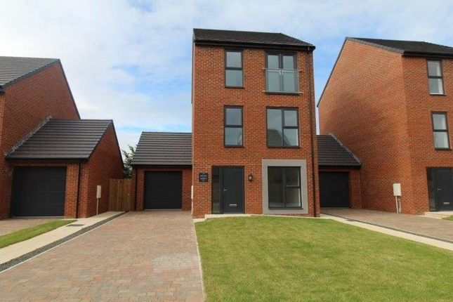 Thumbnail Detached house for sale in Meadow View, Blyth