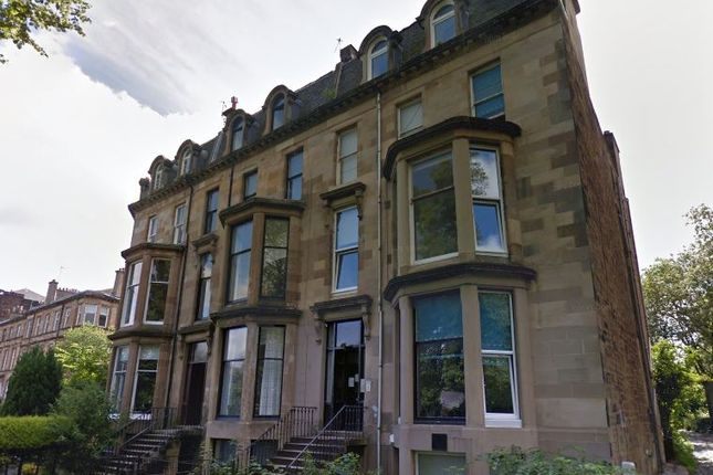 Thumbnail Flat to rent in Kelvin Drive, West End, Glasgow