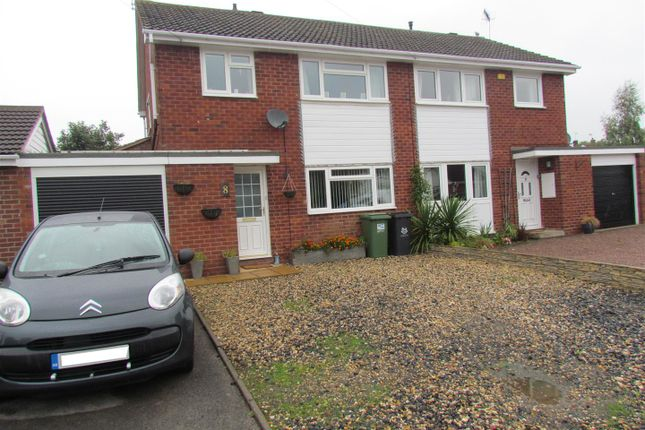 3 bed semi-detached house for sale in Columbia Drive, Worcester