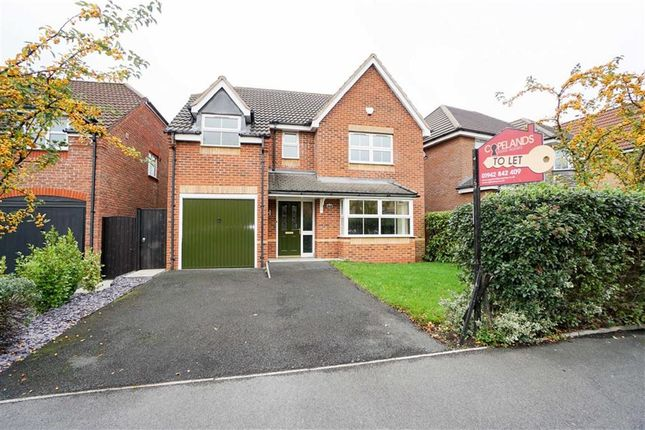 Thumbnail Detached house to rent in Forest Drive, Westhoughton, Bolton