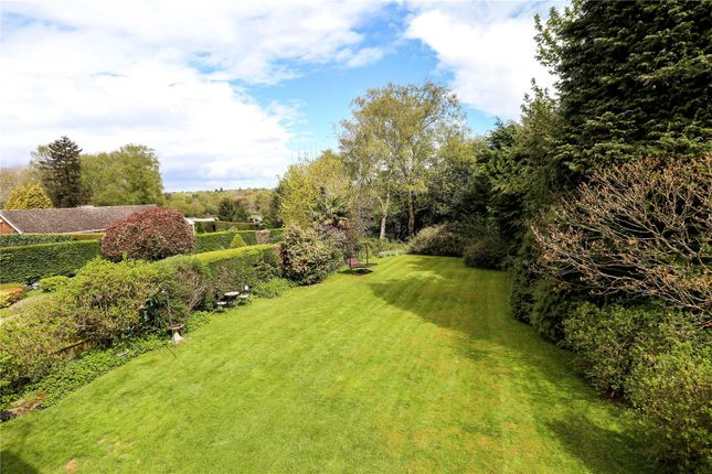 Thumbnail Detached house for sale in Chestnut Close, Liphook, Hampshire