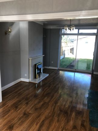 Thumbnail End terrace house to rent in Eric Road, Romford, London