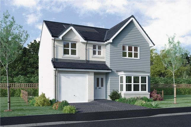 "Thumbnail Detached house for sale in ""Murray"" at East Calder, Livingston"