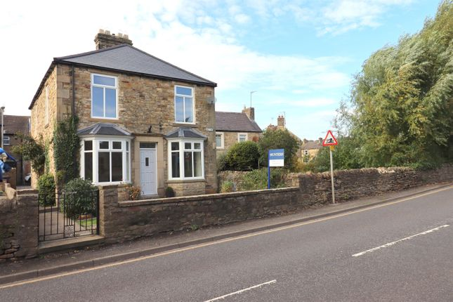 Thumbnail Detached house for sale in Broom Hall, Melbourne Place, Wolsingham, Bishop Auckland