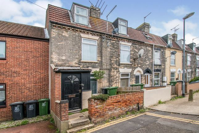 3 bed end terrace house for sale in Cobbs Place, Great Yarmouth NR30