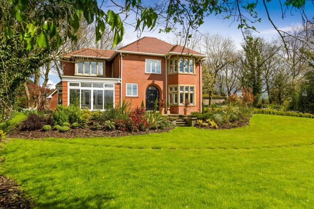 Thumbnail Detached house for sale in Mather Road, Walmersley, Bury