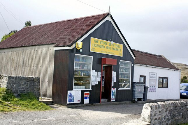 Thumbnail Retail premises for sale in Vacant Convenience Store, Bettyhill, Sutherland