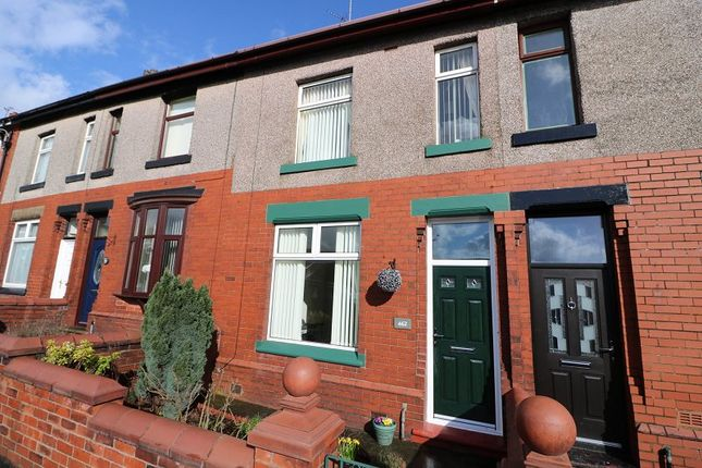 Thumbnail Terraced house to rent in Rochdale Road Royton, Oldham
