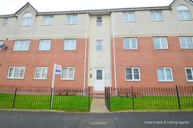 Thumbnail Flat to rent in Blueberry Avenue, Manchester