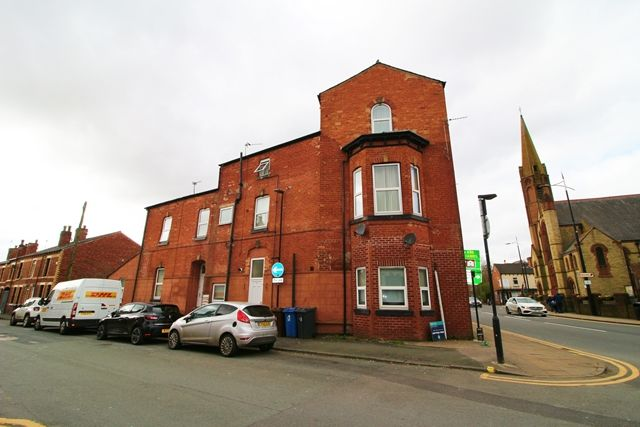 Thumbnail Block of flats for sale in 2A - 2D Carr Street, Hindley, Wigan