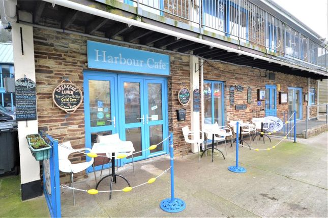 Commercial property for sale in Fish Quay, The Quay, Looe, Cornwall