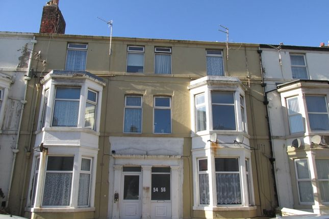 Thumbnail Flat to rent in Lord Street, Blackpool