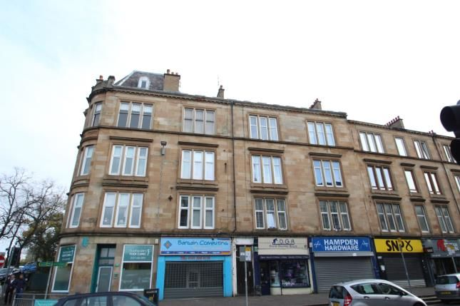 Thumbnail Flat for sale in Cathcart Road, Glasgow