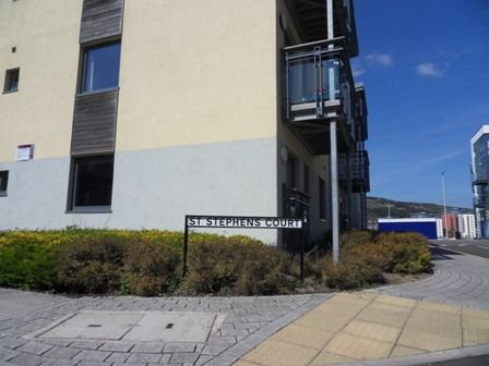 Thumbnail Property to rent in St Stephen's Court, Maritime Quarter, Swansea