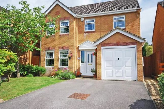 Thumbnail Detached house to rent in Great Oaks Park, Rogerstone