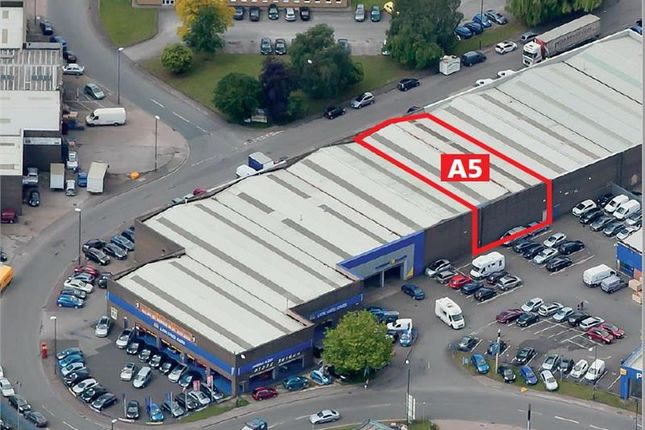 Thumbnail Industrial to let in Unit West Meadows Industrial Estate, Cranmer Road, Derby