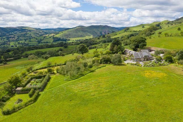 6 bed detached house for sale in Cefn Coch, Llanrhaeadr Ym Mochnant, Croesoswallt SY10