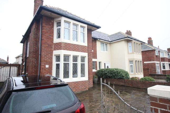 3 bed semi-detached house for sale in Bentinck Avenue, Blackpool