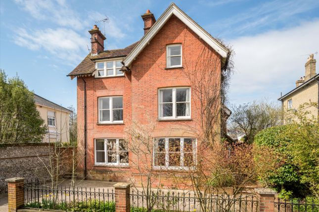 Thumbnail Detached house for sale in Clifton Road, Winchester