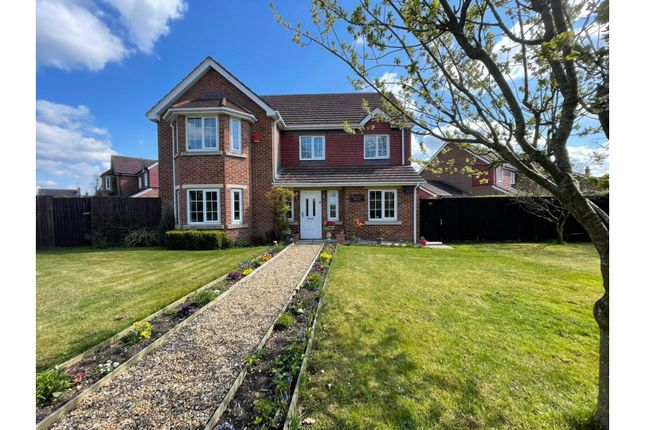Thumbnail Detached house for sale in Aston, Nantwich