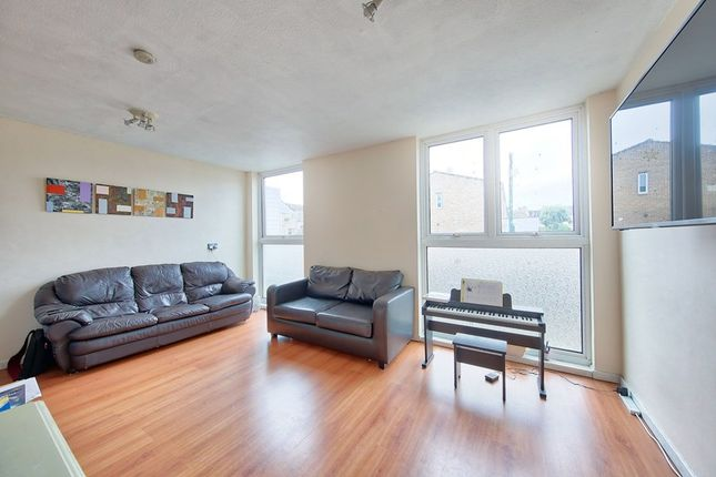 Thumbnail End terrace house to rent in Lammermoor Road, Balham