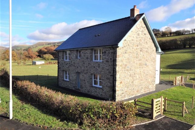 Thumbnail Detached house for sale in Cemmaes, Machynlleth, Powys