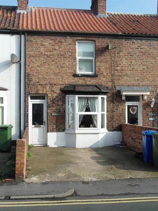 Thumbnail Terraced house to rent in Nelson Street, Bridlington, East Riding Of Yorkshi
