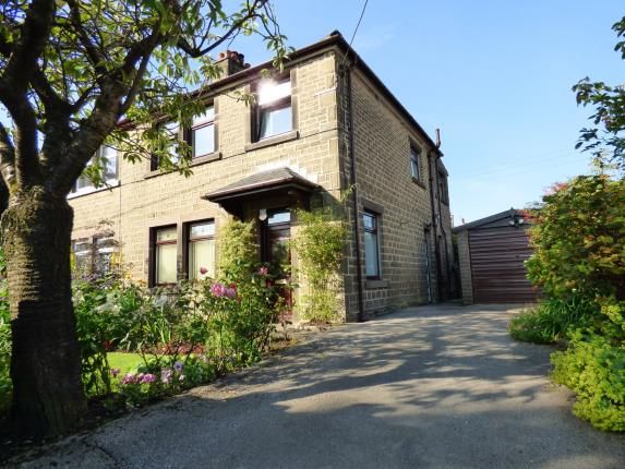 3 bed semi-detached house for sale in School Road, Peak Dale, Buxton, Derbyshire