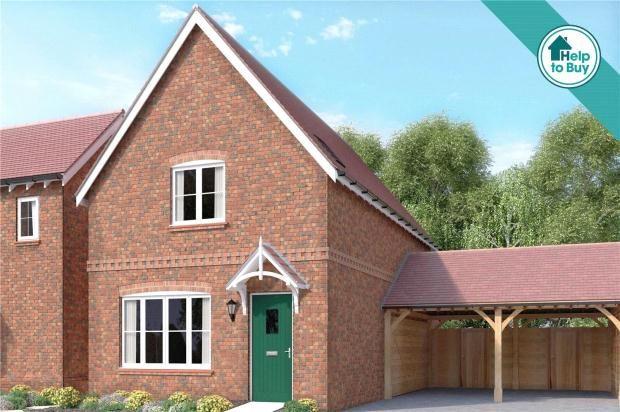 Thumbnail Detached house for sale in Oakwood Gate II, Hemel Hempstead, Hertfordshire