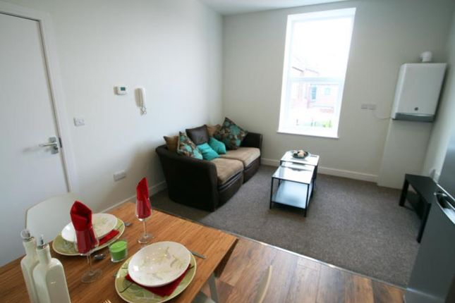1 bed flat to rent in Meldon Terrace, Heaton, Newcastle Upon Tyne NE6