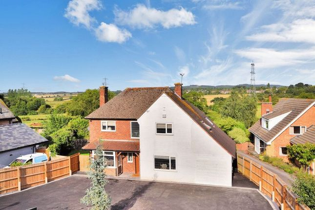 Thumbnail Detached house for sale in Anstey Lane, Thurcaston, Leicester