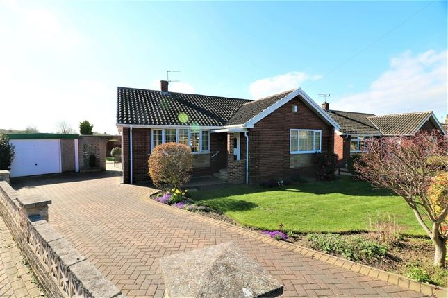 Thumbnail Detached bungalow for sale in West View Crescent, Goldthorpe, Rotherham, South Yorkshire
