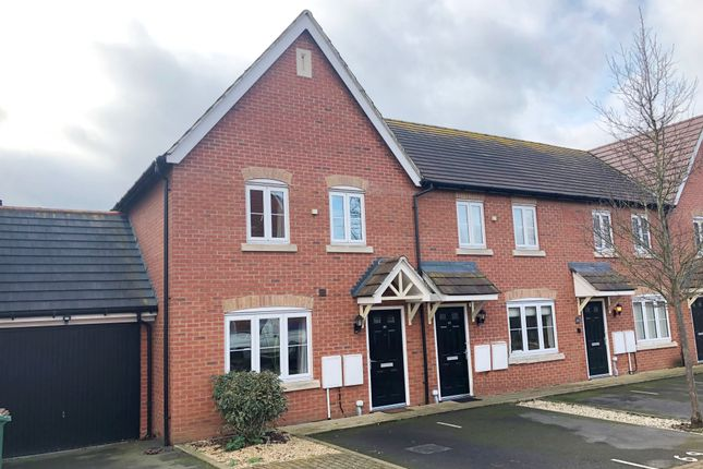 Thumbnail Detached house to rent in Corbetts Way, Thame, Oxfordshire