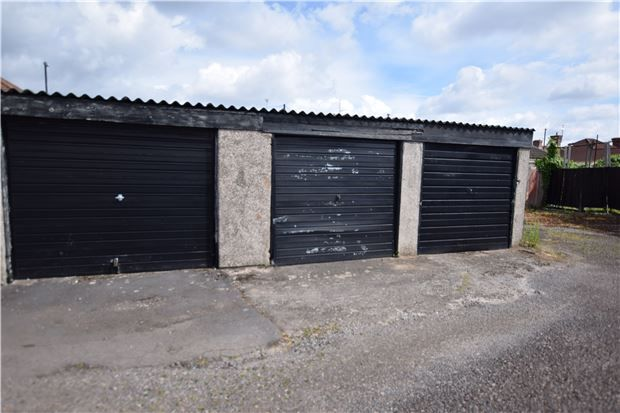 Property for sale in Garage In Block Broomhill Road, Bristol