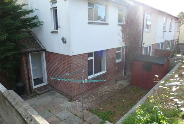 Thumbnail Terraced house to rent in Spire Hill Park, Saltash, Cornwall