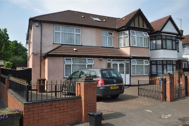 Thumbnail Semi Detached House For Sale In Kenton Park Close Middlesex