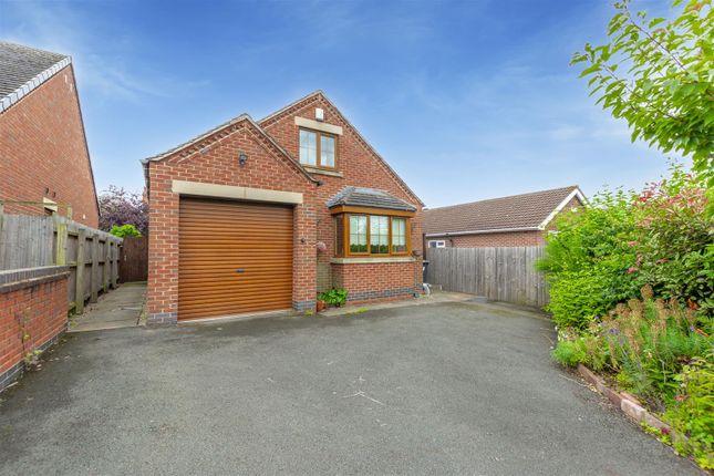 Thumbnail Detached bungalow for sale in Bradshaw Street, Long Eaton, Nottingham