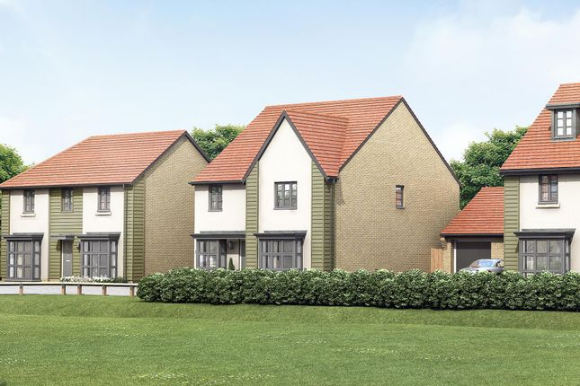 "Thumbnail Detached house for sale in ""Holden"" at Bearscroft Lane, London Road, Godmanchester, Huntingdon"
