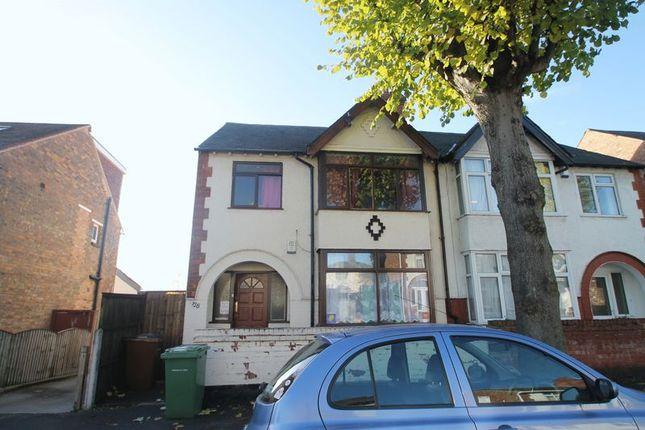 Thumbnail Terraced house to rent in Allington Avenue, Nottingham